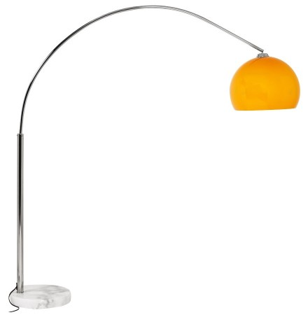 LOFT SMALL Gulvlampe Orange
