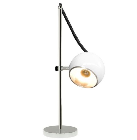 MOON Bordlampe Hvit