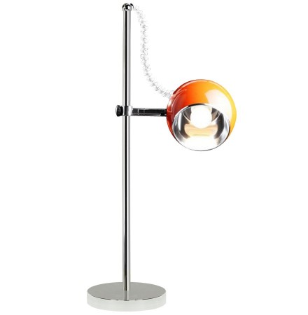 MOON Bordlampe Orange